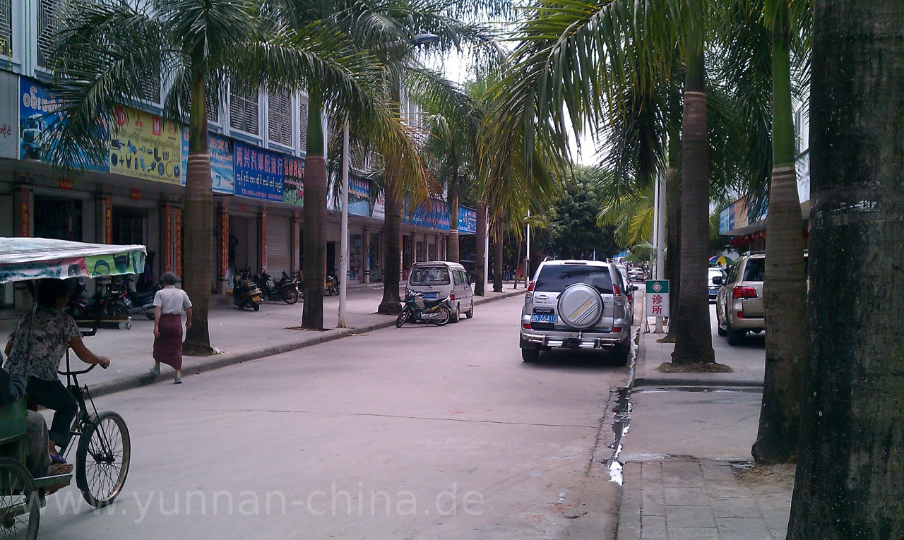 Fotos Von Yunnan Und Kunming